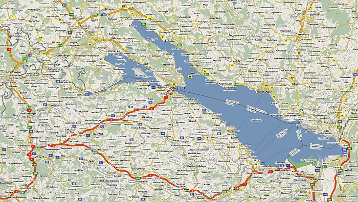 Bodensee Karte Schweiz.Bkr Bodensee Kanu Ring